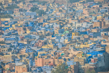 The Blue City of Rajasthan