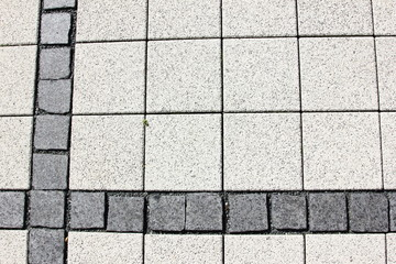 Узор из плитки