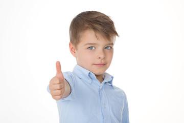 kid says ok