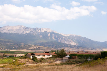 La Rioja Countryside, Northern Spain