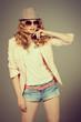 sunglasses girl