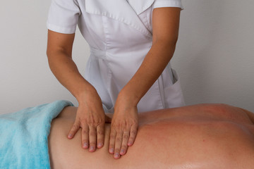 Massage et appuis