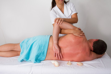 Massage sérenité