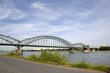 canvas print picture - Brücke