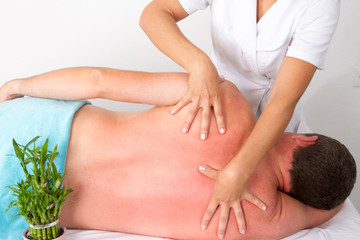 Massage tchinois