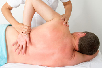 Massage fermeté