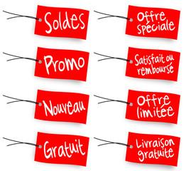 Etiquettes Promotion - 01