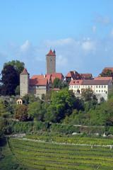 Burgtor in Rothenburg