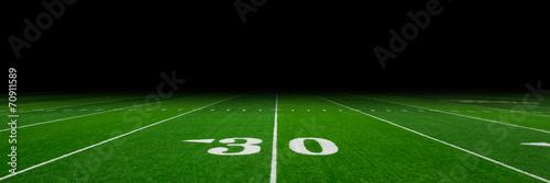 Football field - 70911589