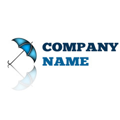 Business abstract logo. Vector logotype of company