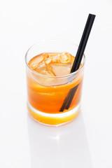 cocktail with orange