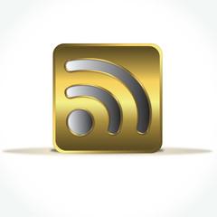 Gold Wi-Fi