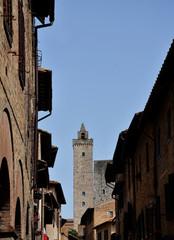 San Gimignano - Vicolo
