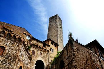 San Gimignano - Particolare