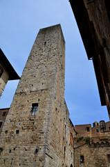 San Gimignano - Vista torre