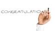 Zdjęcia na płótnie, fototapety, obrazy : Congratulations