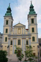 Parish Church in Budapest