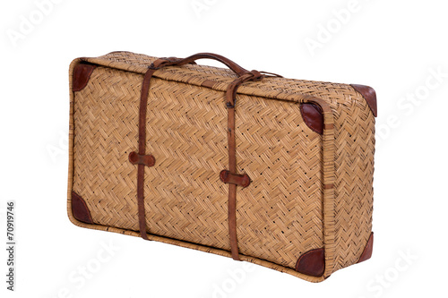 canvas print picture Vintage suitcase