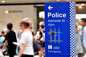 Queensland Police - Australia