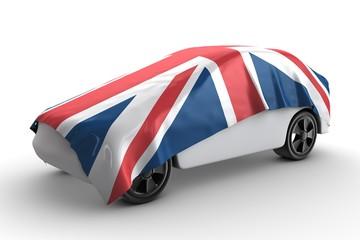 Britische Fahrzeuge