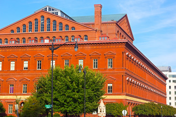 National Building Museum in Washington DC