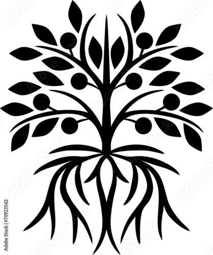 Fruit decorative tree