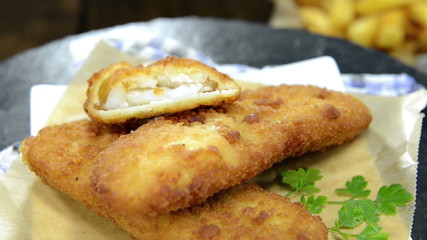 Fried Fish (not loopable)