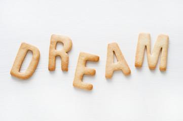夢 クッキー