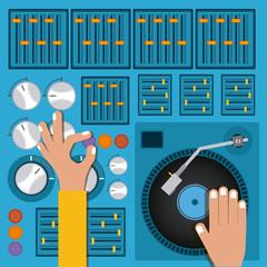 DJ design