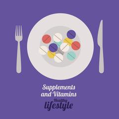 Vitamins design