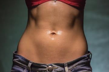 Female stomach