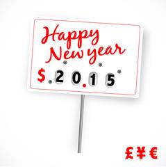 Happy New year - Happy 2015