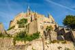 Abbey in Mont Saint-Michele