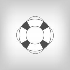 Grey safety ring