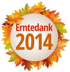 Erntedank 2014