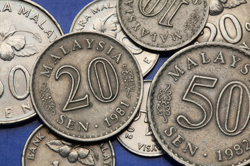 Coins of Malaysia