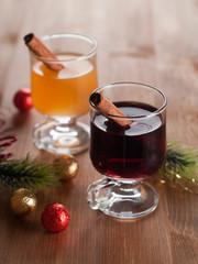 mulled wine or cider