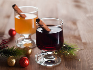 mulled wine or cider