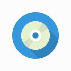CD icon illustration