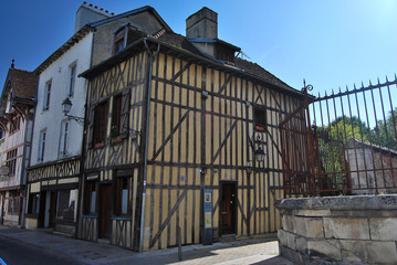 Maison à Colombages, Champagne Ardennes