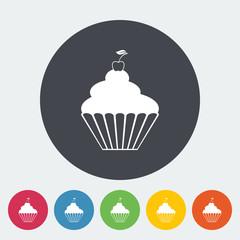 Icon cake.