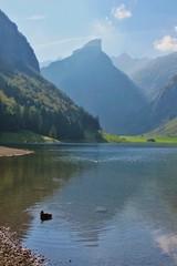 Seealpsee im Alpstein