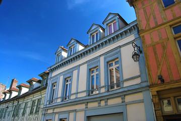 Maison urbaine française