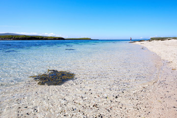 Coral Beaches on the Isle Of Skye
