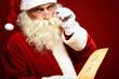 Reading Christmas letter