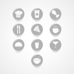 Food  web icon