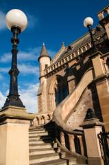 The Macmanus galleries in Dundee, Scotland