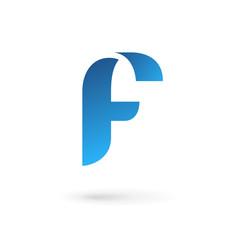 Letter F logo icon