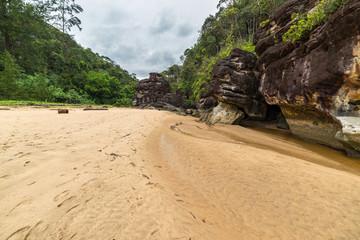 Bako National Park landscape