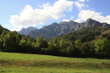 Potes, Picos de Europa, Santander. Cantabria